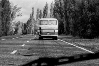 """Jože Suhadolnik dalla serie """"Černobil/Pripjat"""", 2009"""