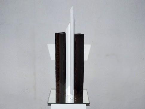 In principio è la Terra, veduta della mostra (Nadia Galbiati Courtesy E3 arte contemporanea, Brescia), Forte di Gavi (AL), Gavi Foto di Andrea Repetto