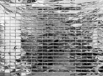 """Mario Cresci, """"Elementa"""" #02, Bergamo 2016 stampa inkjet, cm 155x190"""