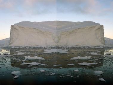 Patrizia Bonanzinga, Groenlandia #01, Ilulisat - Qaasuitsup, 2012