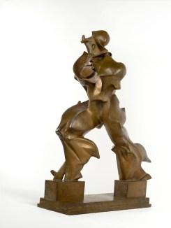 Umberto Boccioni, Forme uniche della continuità nello spazio, 1913, The Israel Museum, Jerusalem, Gift of Celeste and Joel Starrels, Chicago, to American Friends of the Israel Museum