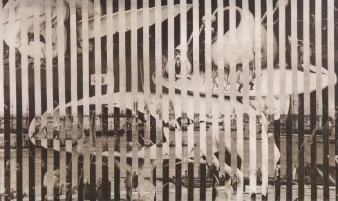 Franco Fontana, Modena, 1968, fotografia a colori (stampa 2011), 42 x 59,4 cm, Galleria civica di Modena
