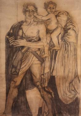 Giulio Bargellini, Ettore e Andromaca