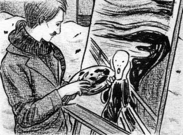 Giorgia Marras, Munch before Munch