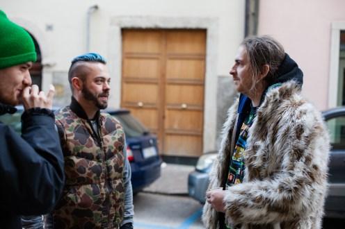 Davide Raffaelli+Joshua Dreisacker+Joe Grillo