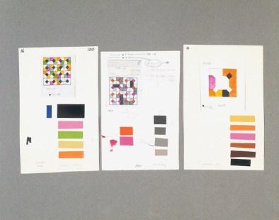 Bruno Munari, Disegni progettuali delle Curve di Peano 1974 1975 Foto Roberto Marossi Courtesy Fondazione Jacqueline Vodoz e Bruno Danese