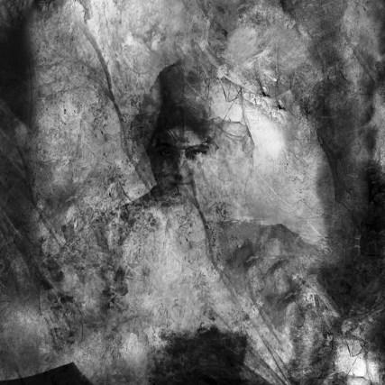 Giorgio Bormida, VIXI #1, 2015, stampa su carta baritata Hahnemühle montata su dibond, cm. 100x100