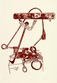 Paul-Wiedmer-Aargau-1975.-Litografia-50x70cm.-Collezione-dellartista
