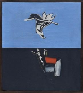 Carlo Mattioli, Natura morta, 1968, olio su tela, 45x40 cm, Collezione privata Crediti Archivio Mattioli