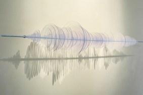 Elisa Leonini, Silenzio, 2015, vetro sintetico e ferro, 155x25.5x30 cm Courtesy Villa Contemporanea, Monza