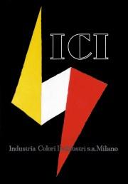Armando Testa, ICI, 1937. Courtesy: Collezione Gemma De Angelis Testa