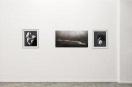La misura dell'Inespresso 沈黙の尺度. Yamamoto Masao | Ettore Frani, veduta della mostra, Paraventi Giapponesi – Galleria Nobili, Milano Foto Gianluca Di Ioia