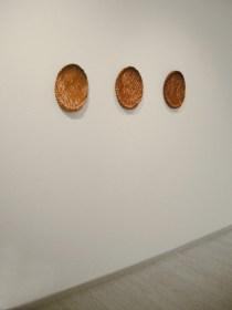 Antonella Zazzera. T-rame, veduta della mostra, Spazio PAePa, Milano