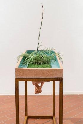 """Ornaghi&Prestinari. Stille, veduta della mostra (""""Paolina""""), Villa Pacchiani Centro Espositivo, Santa Croce sull'Arno (PI) Foto OKNOstudio"""