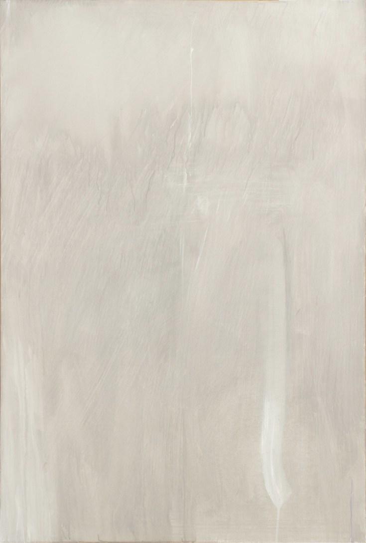 Mariangela De Maria, Senza titolo, 2016, tecnica mista su tela, 130x100 cm Courtesy l'artista