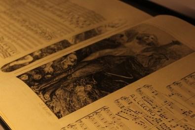 Kandinsky→Cage: Musica e Spirituale nell'Arte, veduta della mostra, Palazzo Magnani, Reggio Emilia (Foto scattata dagli alunni del Liceo Chierici di Reggio Emilia nell'ambito del progetto di alternanza scuola/lavoro)