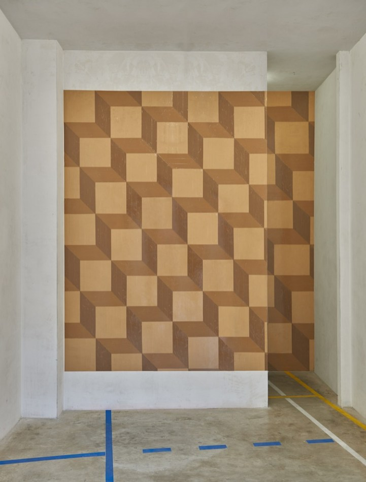 Gianfranco Mazza, Intersezioni, 2015 Courtesy Saaci Gallery, Saviano (NA)