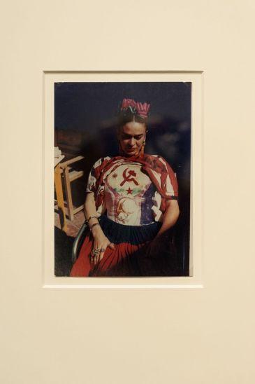 Veduta della mostra Frida Kahlo. Oltre il mito, al Mudec di Milano. Foto: Carlotta Coppo