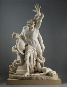 Luigi Ferrari, Laocoonte, 1853, Brescia, Pinacoteca Tosio Martinengo © Fondazione Brescia Musei
