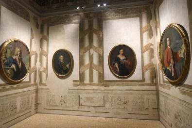 Pinacoteca Tosio Martinengo, veduta delle sale rinnovate, Brescia Foto Christian Penocchio