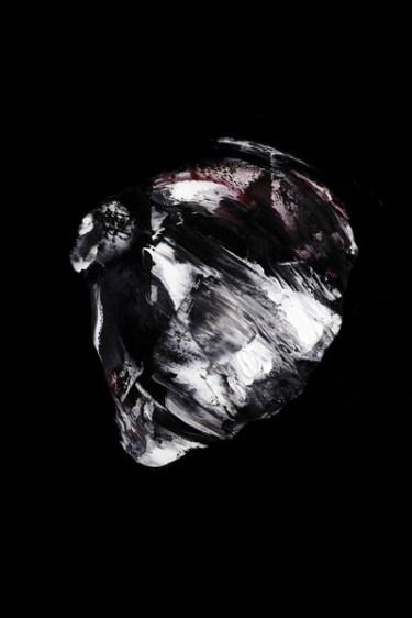 Lorenzo Puglisi, Nell'orto degli ulivi, 2018, olio su tavola, 207x157 cm, particolare #1