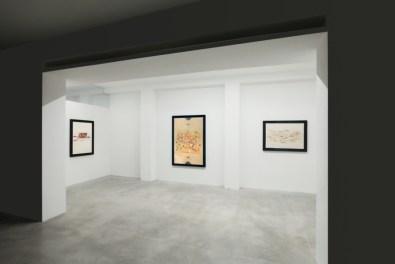 Alighiero Boetti. Il mondo fantastico, veduta della mostra, Dep Art, Milano Foto Bruno Bani Courtesy Dep Art, Milano