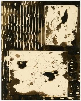 Paolo Monti, Chimigramma, 1960 - 1970 stampa ai sali d'argento su carta 29,6 x 23,7 cm