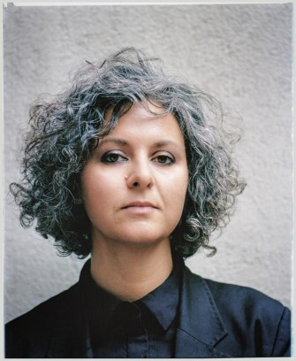 Alessandra Calò, foto Mario Beltrambini