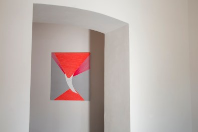 Ester Grossi. Souvenir, veduta della mostra. Foto: Alberto Bravini
