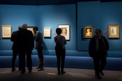 DürereilRinascimentofra GermaniaeItalia, veduta della mostra, Palazzo Reale, Milano Foto Paolo Poce