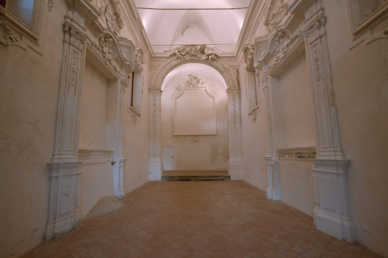 Palermo, Chiesa dei Santi Euno e Giuliano,Copyright Manifesta 12, 2017 Photo by CAVE Studio