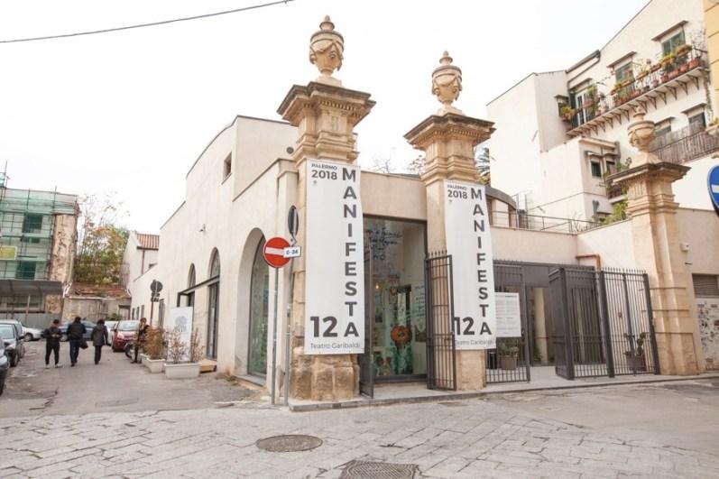 Manifesta 12 Palermo, Teatro Garibaldi, Palermo Copyright Manifesta 12, 2017 Photo by CAVE Studio