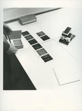 Paolo e la sua Polaroid nel 1978