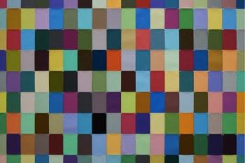 Matt Mullican, Light Patterns, 1972 (dettaglio). Exhibition copy Courtesy dell'artista e Pirelli HangarBicocca, Milano. Foto: Agostino Osio