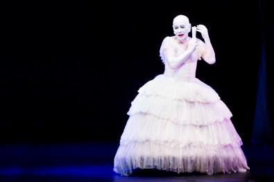 Lidsay Kemp, Ricordi di una traviata, Foto: Richard Haughton