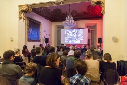 FLAT - Fiera Libro Arte Torino, Programma Incontri 2017 Foto Andrea Guermani