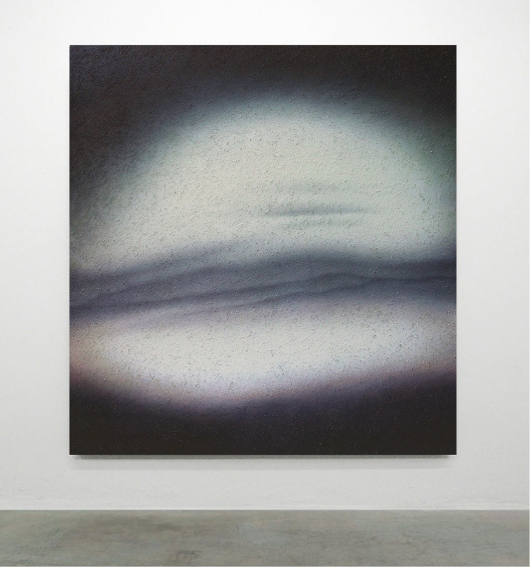 Giovanni Pasini. Insight, Murmuration series, veduta della mostra, Project Room, Area35 Art Gallery, Milano Courtesy l'artista e Area35 Art Gallery, Milano