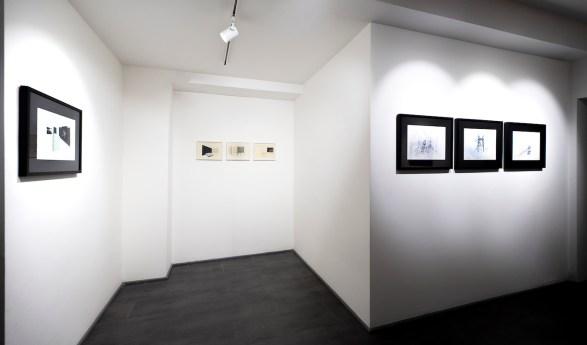 Marina Paris, Space Transformer, GABA.MC – Galleria dell'Accademia di Belle Arti di Macerata Macerata, 2019, installation view, foto di Andrea Chemelli