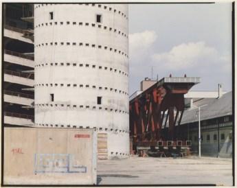 Vincenzo Castella, San Siro #1, 1989, contact tipe C, 20x25 cm