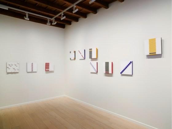 Lygia Pape, 2019, installation view della mostra, Fondazione Carriero, Milano Foto Christian Kain Courtesy Fondazione Carriero, Milano