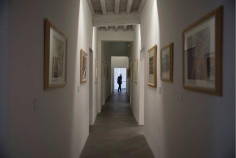 La forma dell'ideologia. Praga: 1948-1989, veduta della mostra, Palazzo del Governatore, Parma