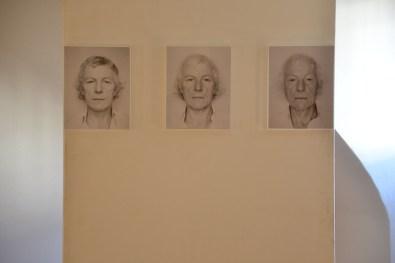 Roman Opalka, Opalka Détails, 1965/1 - ∞, fotografie (stampe uniche), 30.5x24 cm Courtesy Galleria Melesi, Lecco