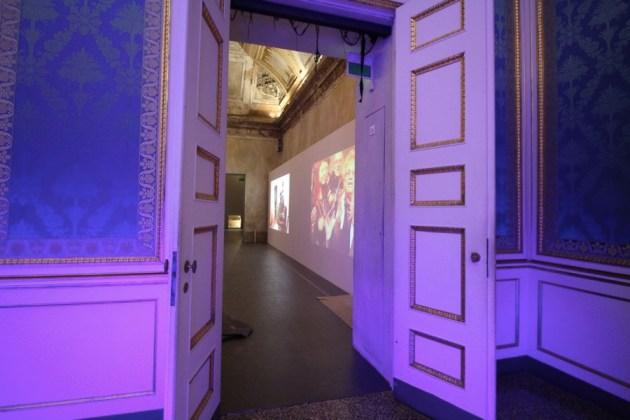 Nanda Vigo, Palazzo Reale, Milano, 2019, Photo Credit Marco Poma Courtesy Archivio Nanda Vigo
