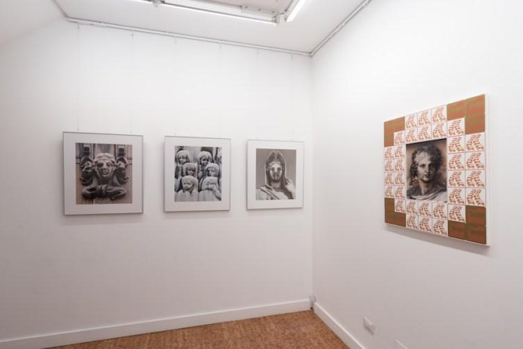 Francesco Garbelli. Malgrado tutto, una storia d'amore, veduta della mostra, Gilda Contemporary Art, Milano