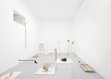 Nicolàs Lamas, Life of things fades into nothingness, veduta della mostra, Spazio ORR, Brescia - Courtesy of Spazio ORR_03