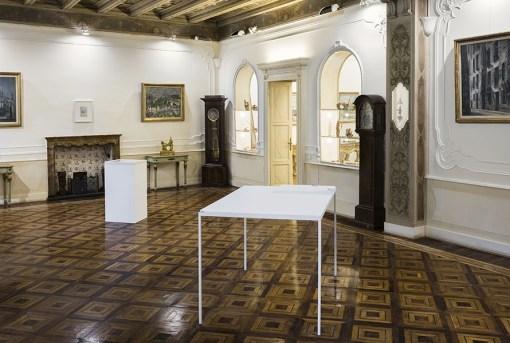Giorni segreti. Giovanni De Lazzari, installation view, 2019, Fondazione Pini, Milano Credits Andrea Rossetti