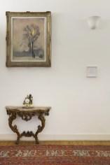 Giorni segreti. Giovanni De Lazzari, installation view (Selva, 2017-18, matita su carta), 2019, Fondazione Pini, Milano Credits Andrea Rossetti