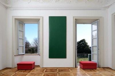 Villa Panza – Un'idea assoluta, Ala sud primo piano, opere di Allan Graham Foto di Michele Alberto Sereni - Magonza, 2020 Courtesy FAI - Fondo Ambiente Italiano