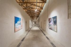 Lola Montes Schnabel, Installation view, Foto Marcello Bocchieri