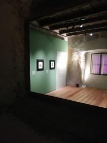 Rembrandt 1606 | 1669, installation view, Castel Caldes, Caldes (TN) Courtesy Castello del Buonconsiglio di Trento